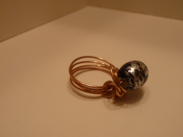 Making a Cooper Ring